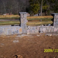 New Stone Fence Maryland