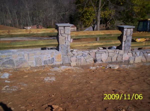 New Stone Fence Maryland