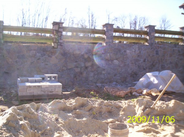 Cd Construction 187 Blog Archive 187 Stone Wall Restoration